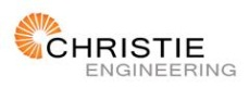 Logo - Christie Engineering
